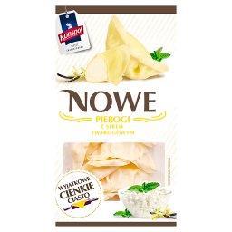 Nowe Pierogi z serem twarogowym