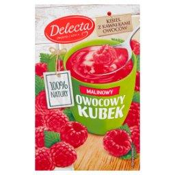 Z serca natury Owocowy kubek Kisiel o smaku malinowy...