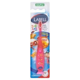Szczoteczka do zębów dla dzieci w wieku od 3 do 6 la...
