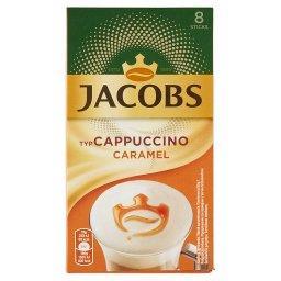 Cappuccino Caramel Rozpuszczalny napój kawowy 120 g