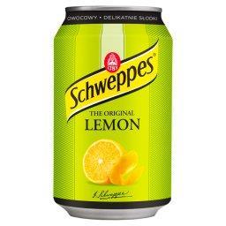 Lemon Napój gazowany o smaku cytrusowym