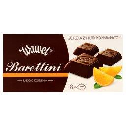 Barettini Czekolada gorzka z nutą pomarańczy