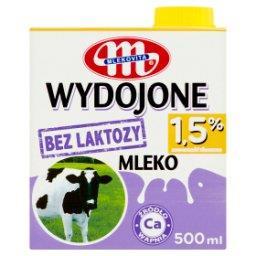 Wydojone Mleko bez laktozy 1,5%