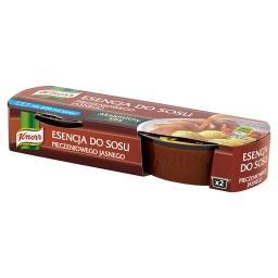 Esencja do sosu pieczeniowego jasnego 56 g (2 sztuki)