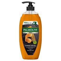 MEN Citrus Crush Żel pod prysznic dla mężczyzn 3w1 7...