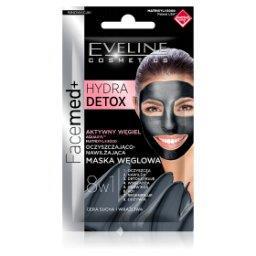 FACEMED Hydra Detox oczyszczająco nawilżająca maska ...