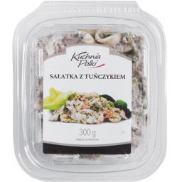 Sałatka z tuńczykiem 300g
