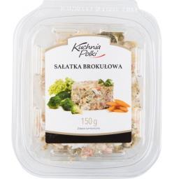 Sałatka brokułowa 150g