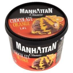 Lody czekoladowo-pomarańczowe