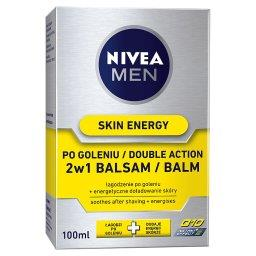 MEN Skin Energy Balsam po goleniu 2w1