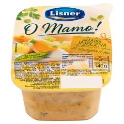 O Mamo! Sałatka jajeczna ze szczypiorkiem 140 g