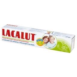 Pasta chroniąca zęby mleczne przed próchnicą dla dzi...