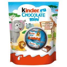 Chocolate Mini Batonik z mlecznej czekolady z nadzie...