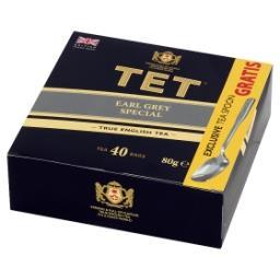 Earl Grey Special Herbata czarna 80 g (40 torebek)