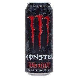 Gazowany napój energetyzujący