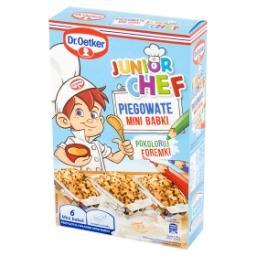 Junior Chef Piegowate mini babki