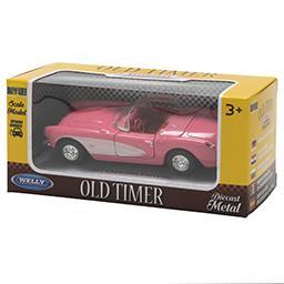 Auto metalowe z plastikowymi elementami 1:34-1:39 mi...