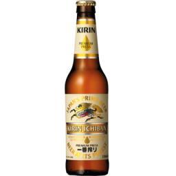 Piwo Kirin Ichiban 5% 330 ml