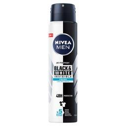 MEN Black&White Invisible Fresh Antyperspirant w aer...