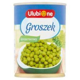 Groszek konserwowy