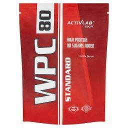 WPC 80 Standard Suplement diety o smaku waniliowym