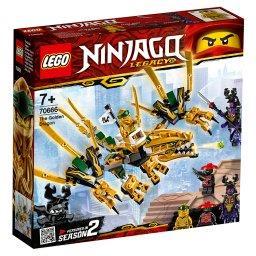 Ninjago Złoty smok 70666
