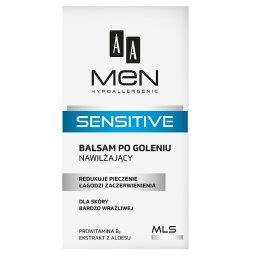 Men Sensitive Balsam po goleniu nawilżający dla skór...