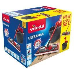 UltraMax Zestaw mop i wiaderko