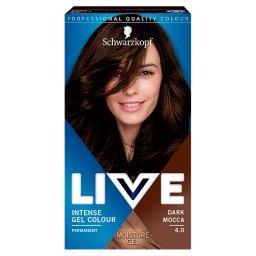 Live Farba do włosów Dark Mocca 4.0