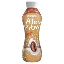 Produkt mleczny o smaku kawy