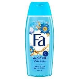 Magic Oil Blue Lotus Żel pod prysznic 400 ml
