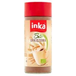 Bio Rozpuszczalna kawa orkiszowa z cykorią