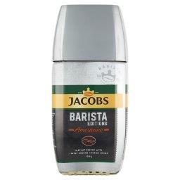 Barista Edition Americano Kompozycja kawy rozpuszczalnej i zmielonych ziaren kawy