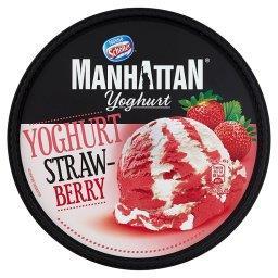 Yoghurt Lody jogurtowo-truskawkowe