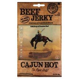 Beef Jerky Cajun Hot Suszona wołowina