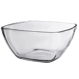 Miska/salaterka przeźroczysta kwadratowa 1600 ml