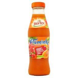 Vitaminka & Superfruits Granat acerola marchewka jabłko Sok