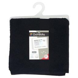 Ręcznik 50 x 100 cm czarny