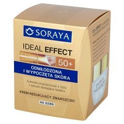 Ideal Effect 50+ Krem redukujący zmarszczki na dzień