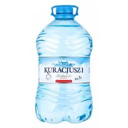 Woda Kuracjusz Beskidzki 5l niegazowana