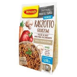 Kaszotto gulaszowe
