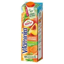 Vitaminka Sok jabłko marchew brzoskwinia 1 l