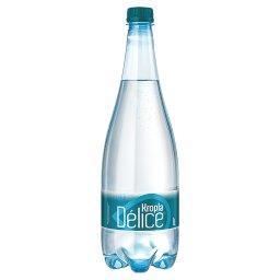 Delice Naturalna woda mineralna gazowana 1 l
