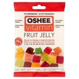 Vitamin Żelki o smaku owocowym oraz coli wzbogacone witaminami