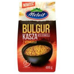 Kasza bulgur z vermicelli