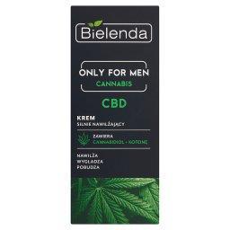 Only for Men Cannabis CBD Krem silnie nawilżający