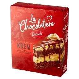 La Chocolatiere Krem smak peanut butter z cząstkami ...