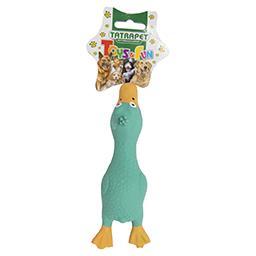 Zabawka piszcząca dla psa lateks 18 cm mix wzorów