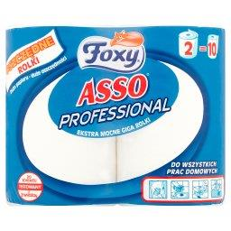 Asso Professional Ręcznik kuchenny 2 rolki