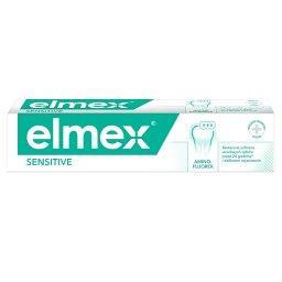 Elmex Sensitive pasta do zębów na nadwrażliwość z am...